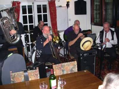 Panama Hat Jazz Band