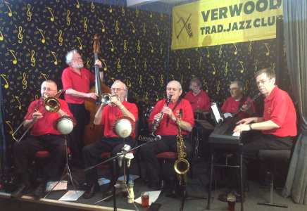 Sunset Cafe Stompers at Verwood
