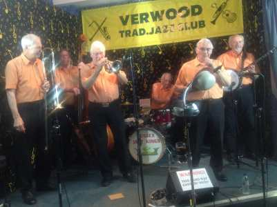 Sussex Jazz Kings at Verwood