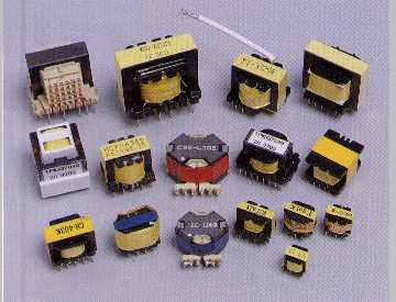 Small electrical transformers