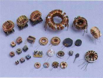 Coil winding for toroidal transformers